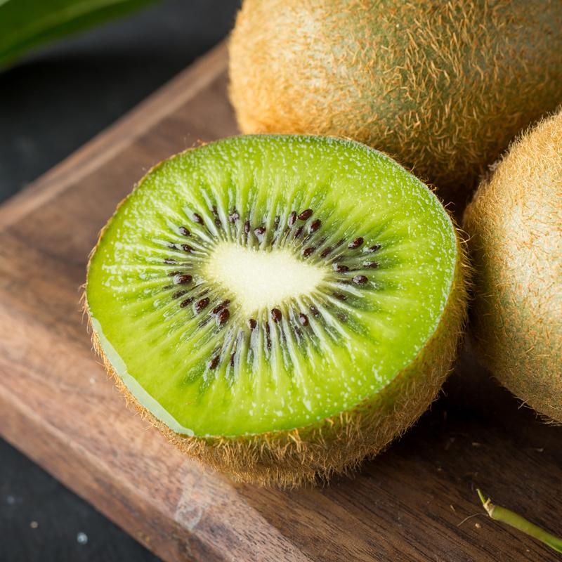 【悠汇园】智利绿心奇异果猕猴桃12个装 进口新鲜水果