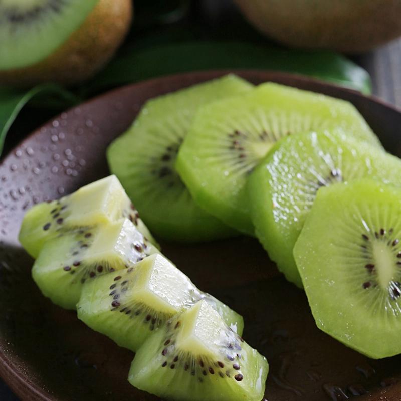 【悠汇园】智利进口奇异果 新鲜水果绿心猕猴桃奇异果 8个