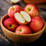 【悠汇园】新西兰皇家嘎啦果 新鲜水果进口苹果加力果姬娜果12个